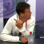 Great Moments in Journalism: Tomás Berdych did not appreciate idiot reporter's clueless question