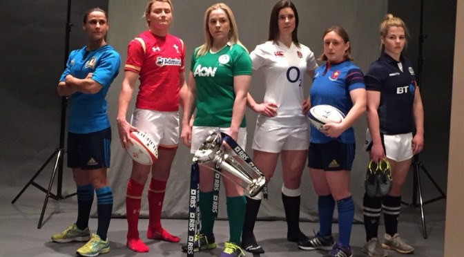 Handicapping the Women's Rugby 6 Nations based on just one photo
