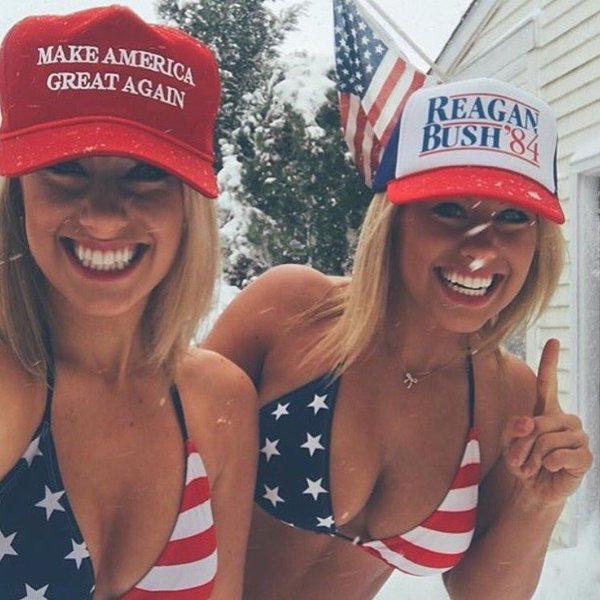 "This new ""Babes for Trump"" Twitter account is the push The Donald needs"