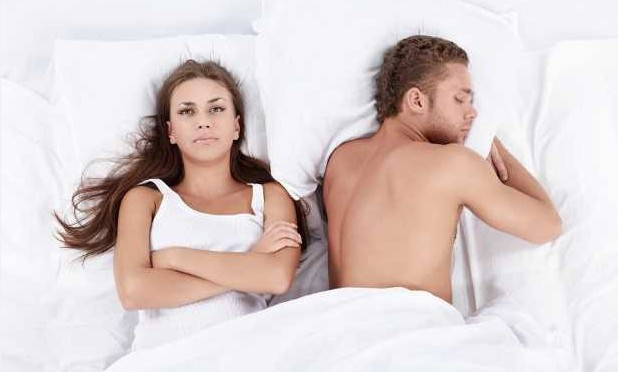Ask Max: My husband is faking passion in bed