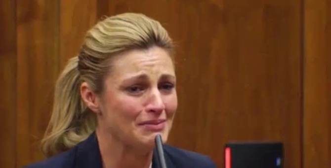 I'm no lawyer, but how does Marriot have to pay Erin Andrews $55 million?