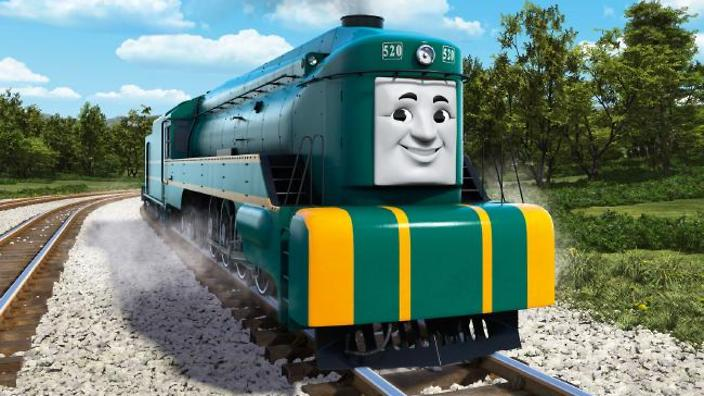 Shane The Train