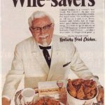 Great Moments in Advertising History: the KFC Wife-Saver