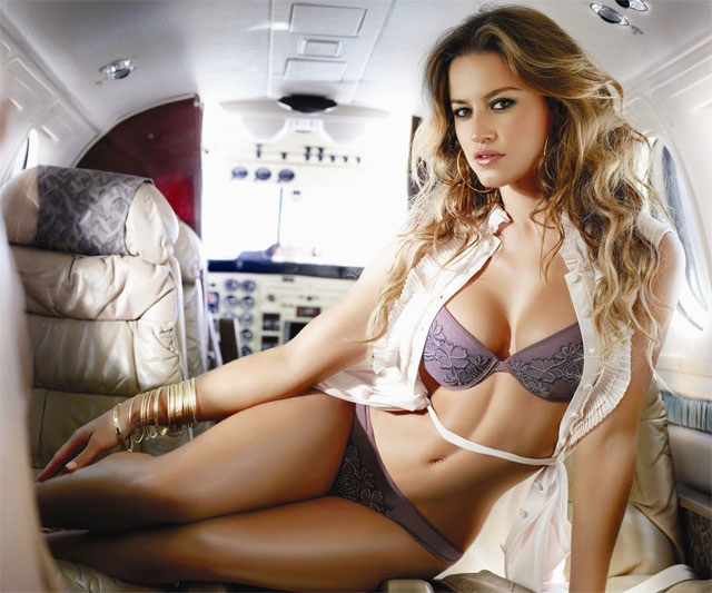 Cops joined the Mile High Club with hooker on private jet to Las Vegas