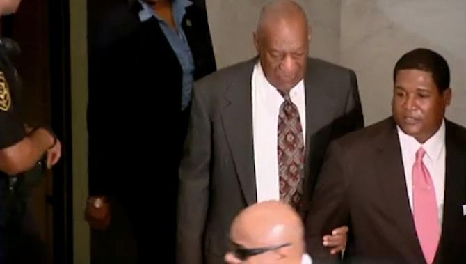 Bill Cosby using the Mob Boss sentence reduction strategy