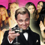 Leo DiCaprio won a gimme bet against Tobey Maguire that he could bang 6 supermodels in Cannes
