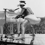 Great Moments in Photography: Elton John thinks he's Donald Duck