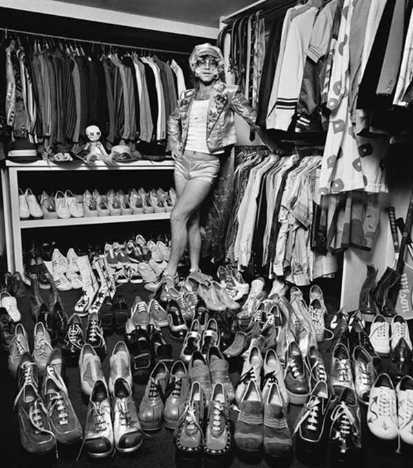 Delicieux Elton Johns Shoes