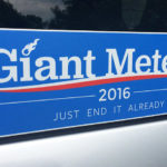 Great Moments in Slogans: Giant Meteor for President