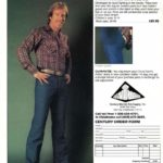 Great Moments in Fashion: Chuck Norris Action Jeans