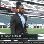 Great Moments in Haircuts: RGIII's man-bun