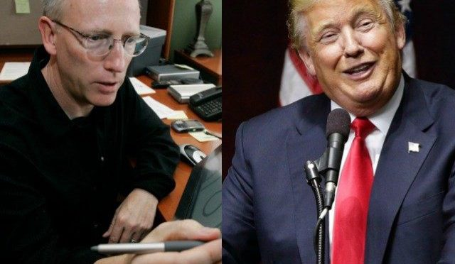 Meet Scott Adams, who predicted a Trump landslide a year ago, and told you why