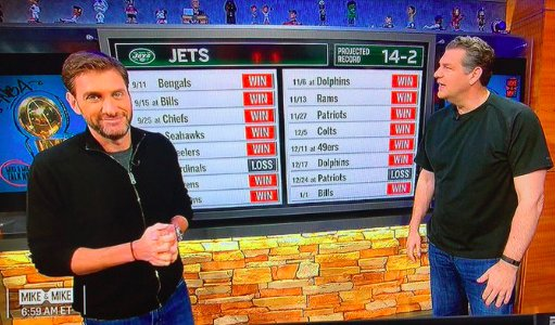 These guys picked the Jets to lose this weekend