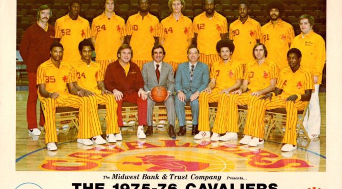 Great Moments in Sports Fashion: the 1975-76 Cleveland Cavaliers