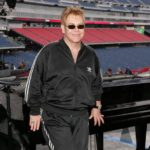 Great Moments in Fashion: Elton John at Gillette