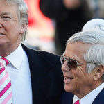 Bob Kraft on Trump