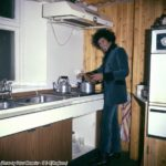 Great Moments in Photography: Cooking with Jimmy Hendrix