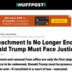 HuffPo Blogger fully unhinged