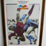 Great Moments in Rugby League Promotions: the LA State of Origin Poster