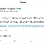 Twitter has longer memory than Labour MP