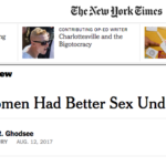 Great Moments in Journalism: your New York Times