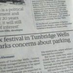 Great Moments in Publishing: a very Tunbridge Wells headline