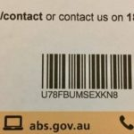 Great Moments in Barcodes: Australian Same-Sex Marriage Vote