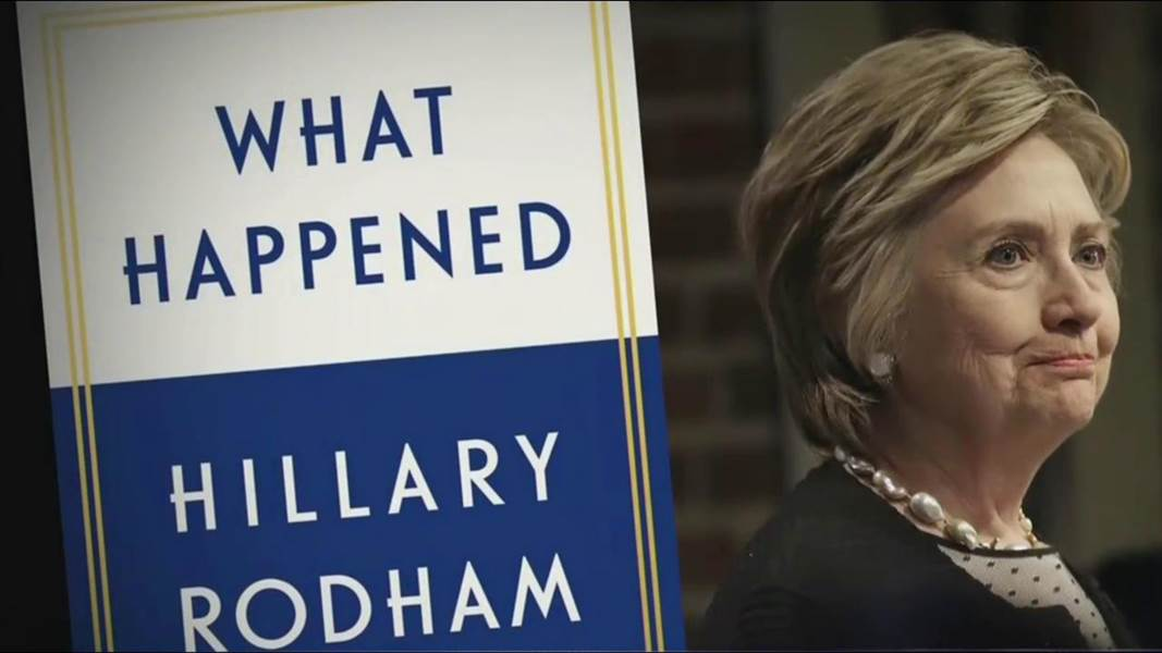 explosive new book claims hillary clinton was a whiny drunk excuse