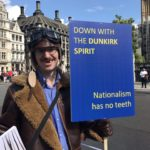 Great Moments in Marches: Colossal imbecile at Brexit March