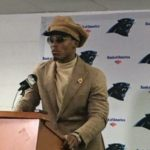 Great Moments in NFL Fashion: Cam Newton in Samuel L Jackson mode