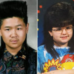 Great Moments in Haircuts: who wore it better?
