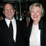 I wonder why Harvey Weinstein didn't make Hillary's skin crawl enough to make her book?