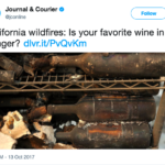 Great Moments in Journalism: USA Today concerned for California wildfires