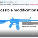 "Great Moments in Journalism: USA Today, and the ""chainsaw bayonet"""