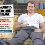 Great Moments in Publishing: Daily Tele Same Sex Marriage tribute