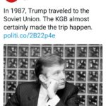Great Moments in Online Journalism: Politico thinks President Trump was a 30 year conspiracy