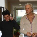 Great Moments in Fashion: Mickey Rourke appears to be remaking Zoolander