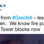 """Great Moments in Social Media: Diane Abbott announces """"we know"""" fire puts out water"""