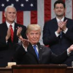 Trump continues to display his fundamental unfairness at the State of the Union