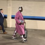 Great Moments in NFL Fashion: Josh Gordon is either ready for bed, or football